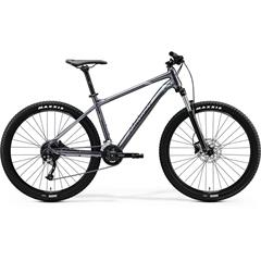 BIG.NINE 200 Glossy Anthracite(Black/Silver)