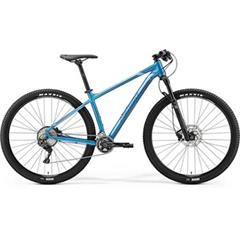 BIG.NINE XT EDITION Silk Sea Blue(Silver/Dark Blue)