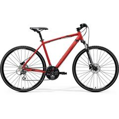 CROSSWAY 20-D Matt X'Mas Red(Black/Dark Red)
