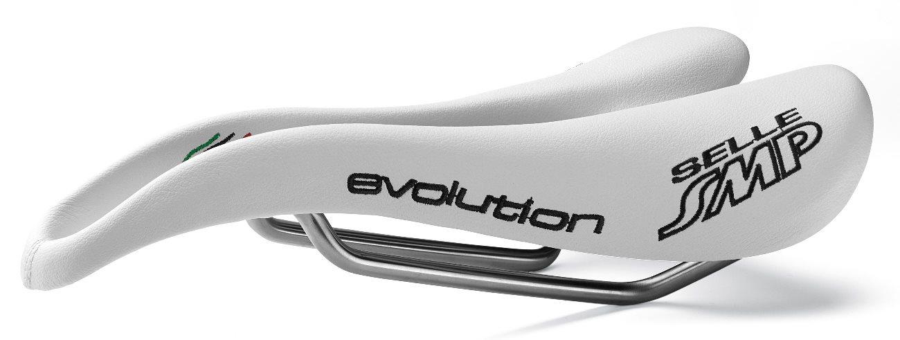 Sedlo Selle SMP EVOLUTION white