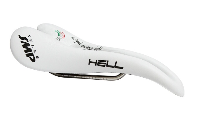 Sedlo Selle SMP HELL white