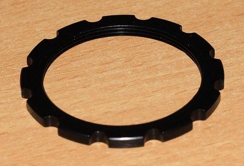 ROTOR  _141 Pojistná matka unašeče převodníků klik 3D+ ( 30mm osa )