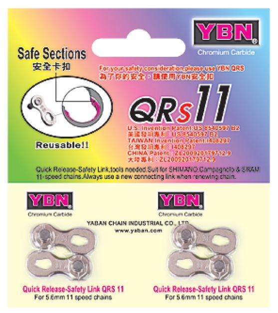 Yaban - Spojka řetězu QRs11