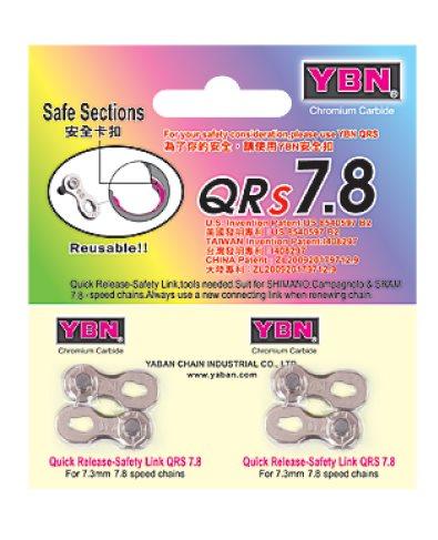 Yaban - Spojka řetězu QRs7-8x