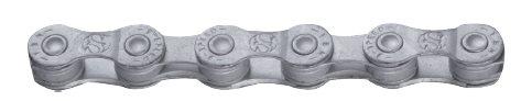 Yaban - Řetěz S9RB NEREZ stříbrný 9x