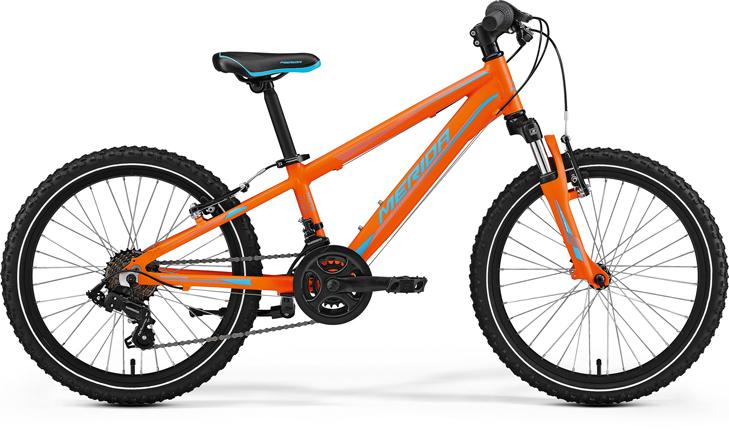 Merida MATTS J20 Matt Orange (115-135cm)