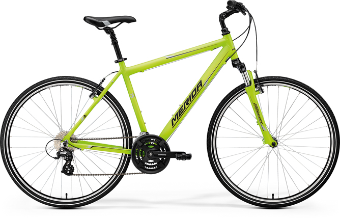 Merida CROSSWAY 15-V Matt Green(Grey/Black) 55CM