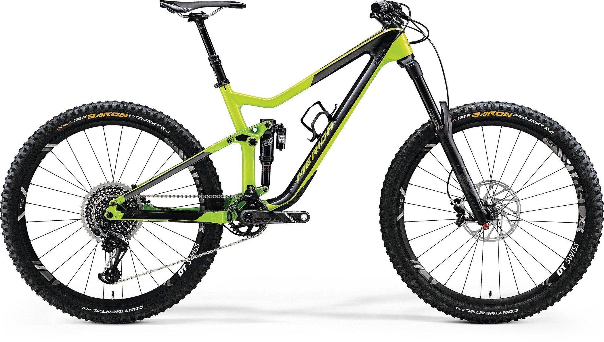 Merida ONE-SIXTY 8000 Green/Ud L