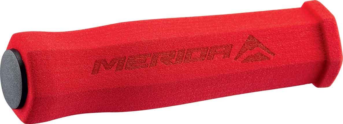 Gripy MERIDA  červené  322