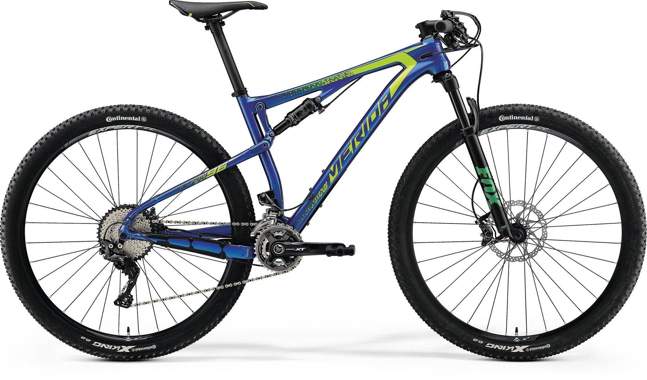 Merida NINETY-SIX 7.XT Blue(Green) S(16)