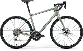 Merida SILEX 7000 Matt Met. Grey(Green) XS(44)