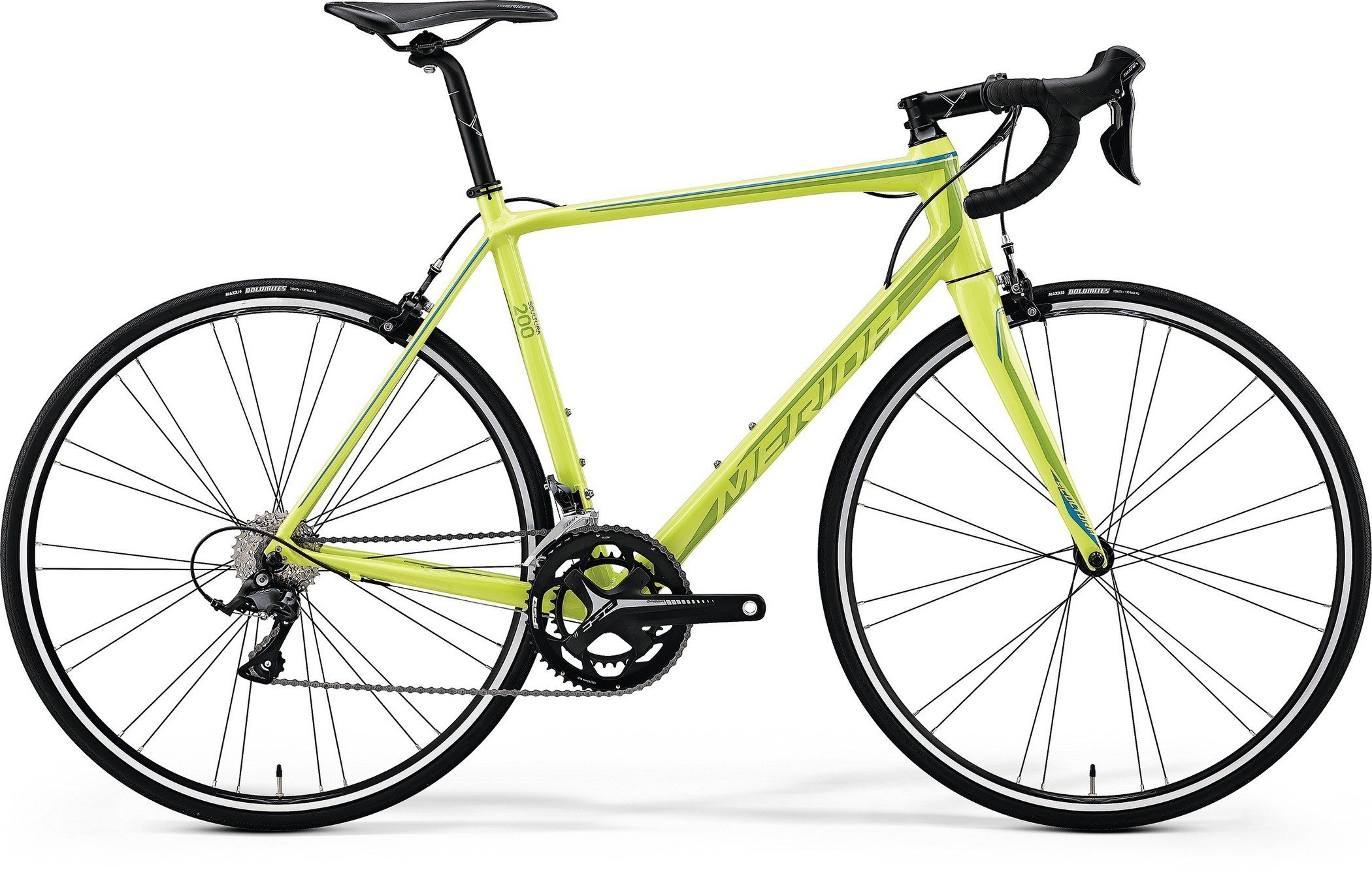 Merida SCULTURA 200 Light Green(Blue/Dark Green) M-L(54)
