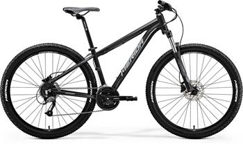 Merida BIG.SEVEN 40-D Matt Black(Grey) XS(13.5)