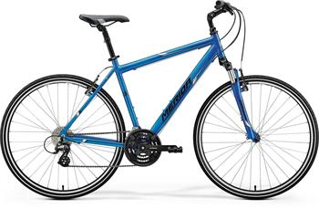 Merida CROSSWAY 15-V Blue(White/Black) S-M(48)