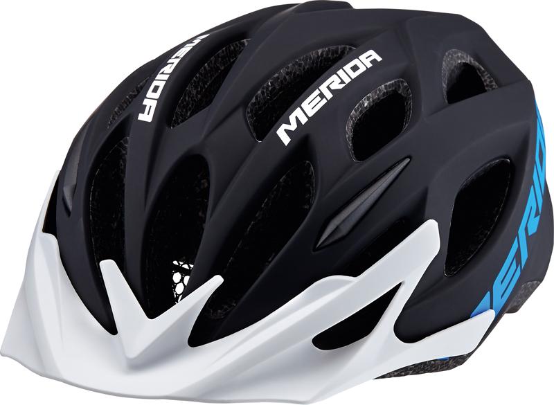 Merida MATTS  matt black/blue/white  51-56cm