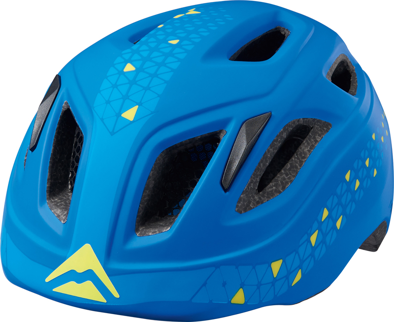 Přilba Merida KIDS  blue/yellow  50-54cm