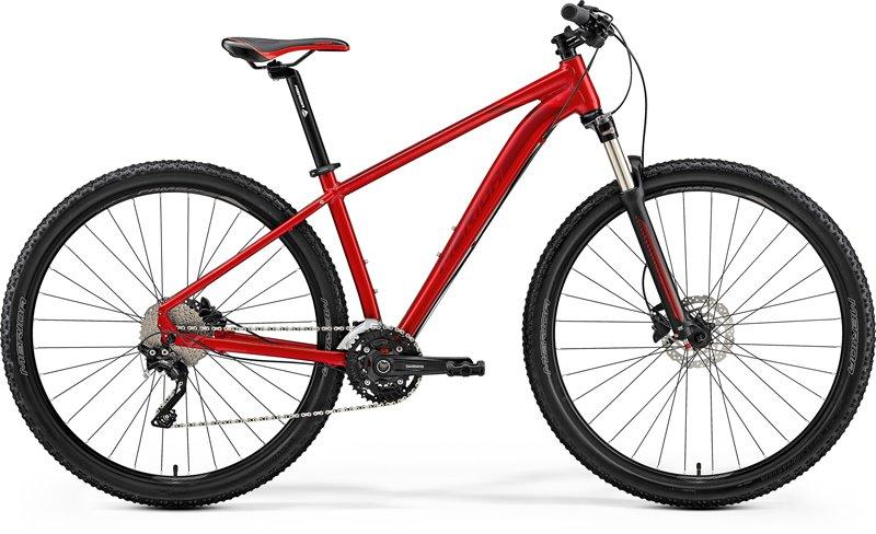 Merida BIG.NINE 80-D Silk Red(Dark Red) XL