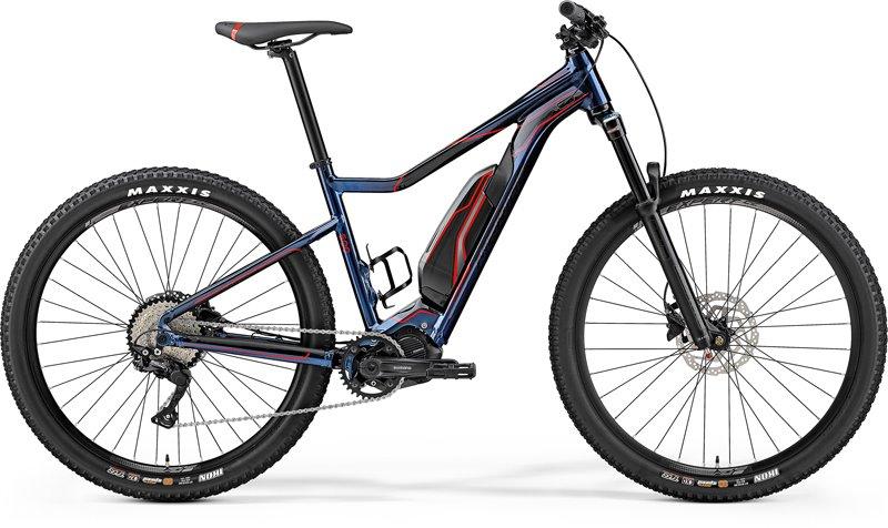 eBIG.TRAIL 500 XL(54) METALLIC BLUE/BLACK(RED)
