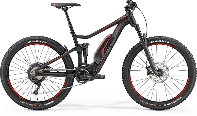 eONE-TWENTY 800 XL(54) MATT BLACK (RED)
