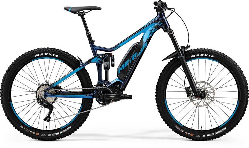 eONE-SIXTY 500 XL(51) GLOSSY BLUE