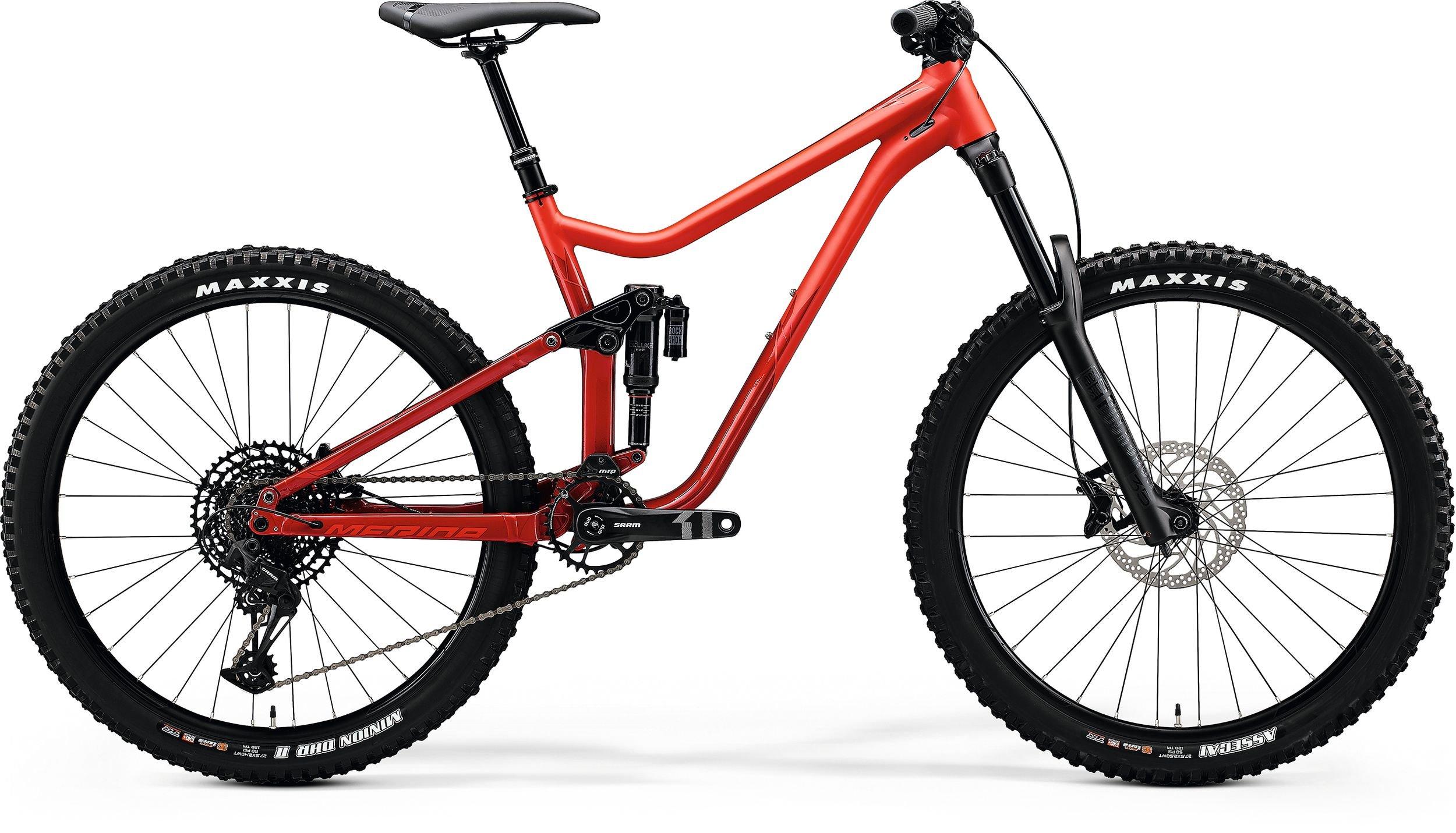 Merida ONE-SIXTY 400 X'Mas Red (180-195 cm)