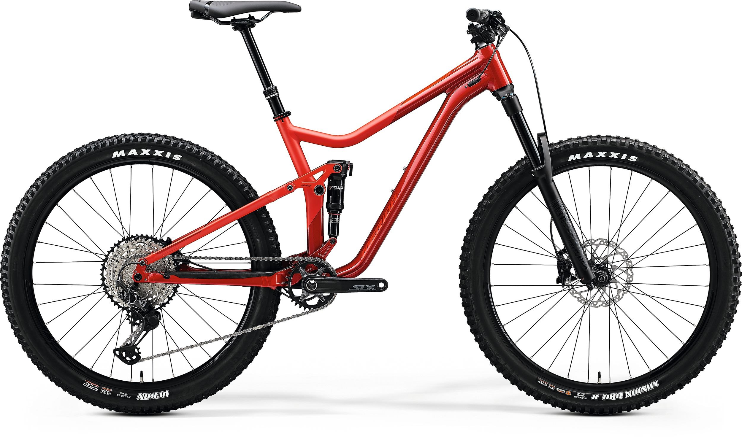 Merida ONE-FORTY 700 Glossy X'Mas Red/Red L