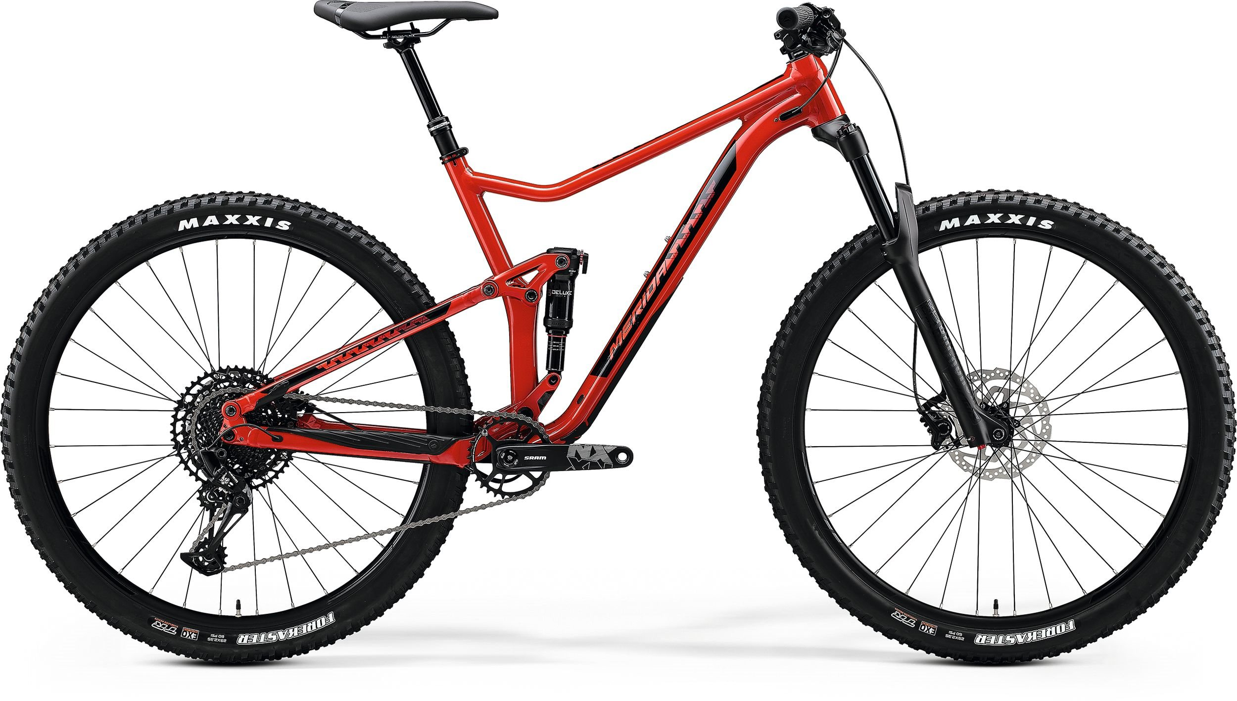Merida ONE-TWENTY 9.600 X'Mas Red (165-180 cm)