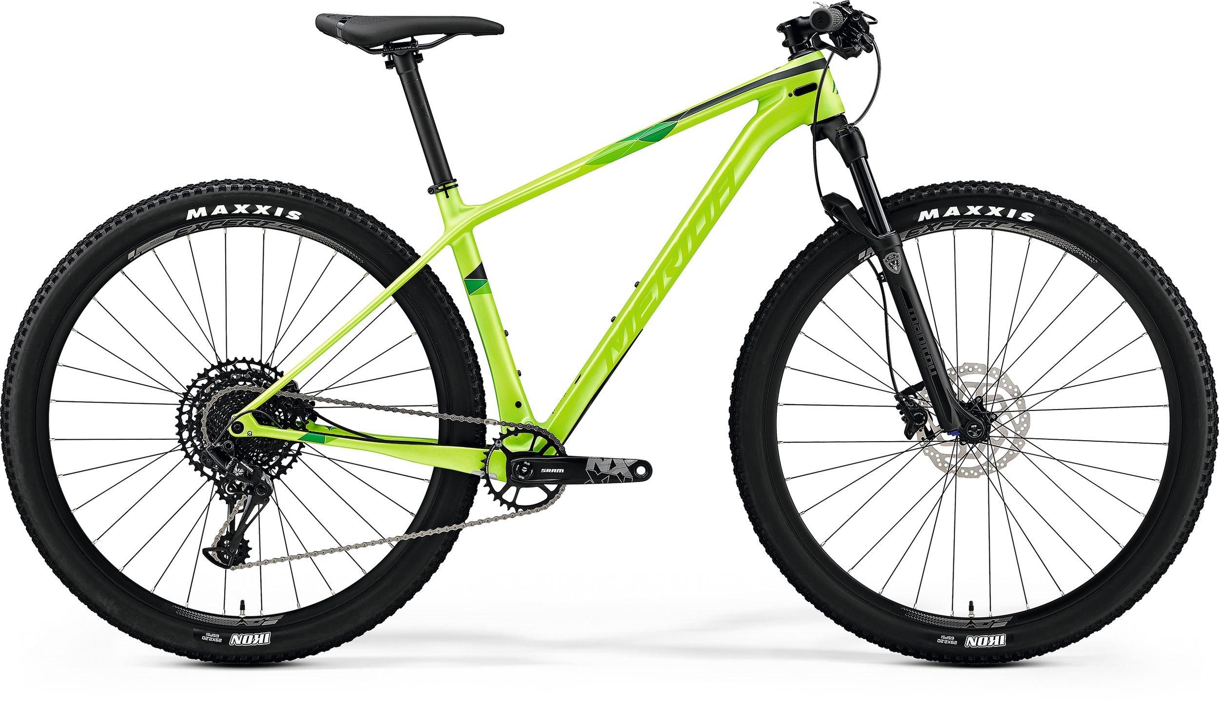 Merida BIG.NINE 4000 Silk Green(Dark Green) L