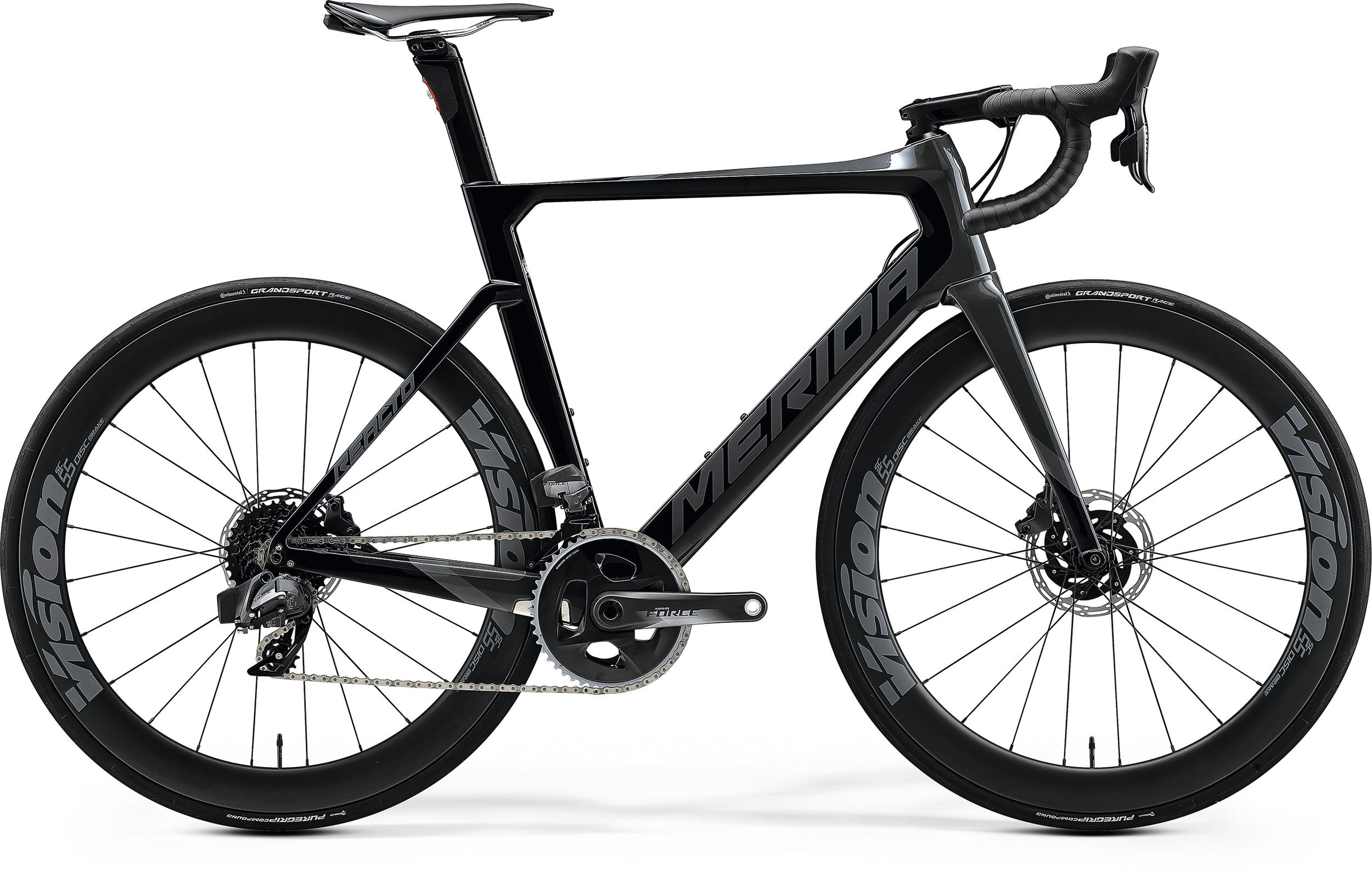 Merida REACTO DISC FORCE EDITION černé (170-180 cm)