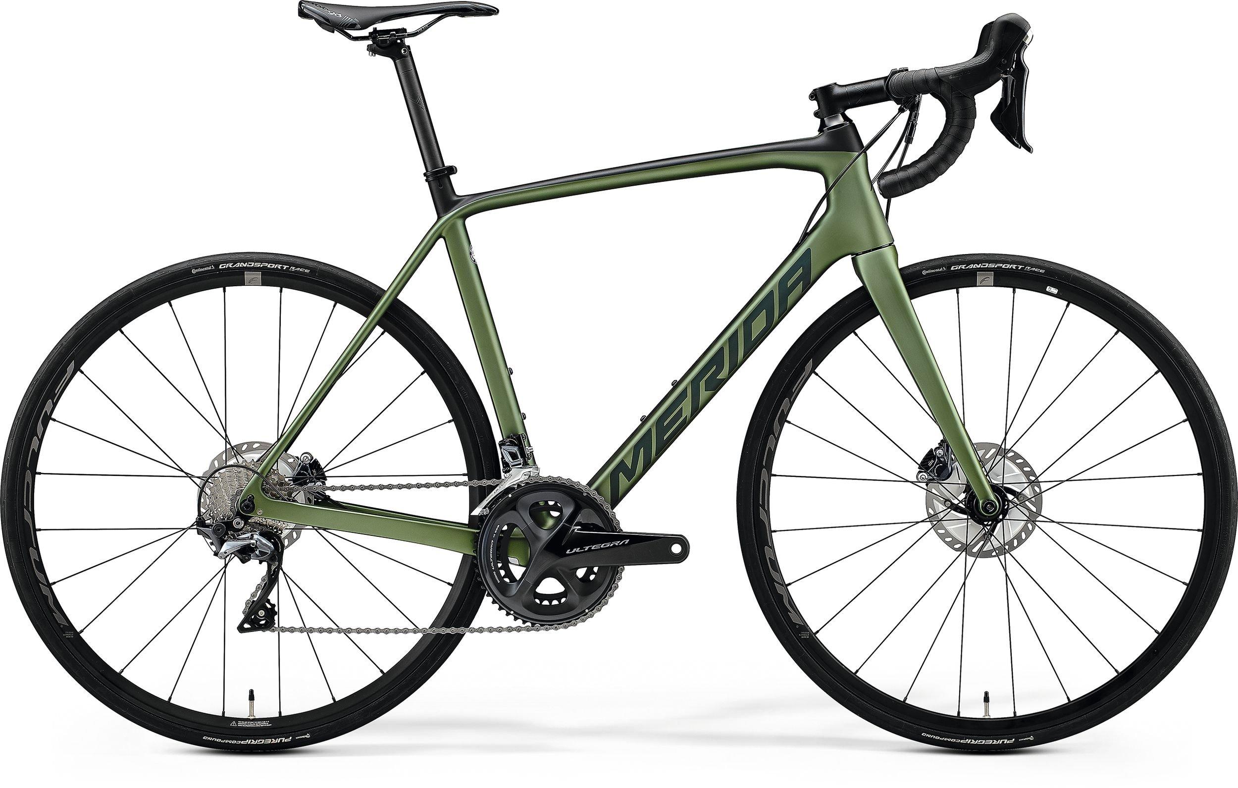 Merida SCULTURA DISC 6000 zelená/černá (185-190 cm)