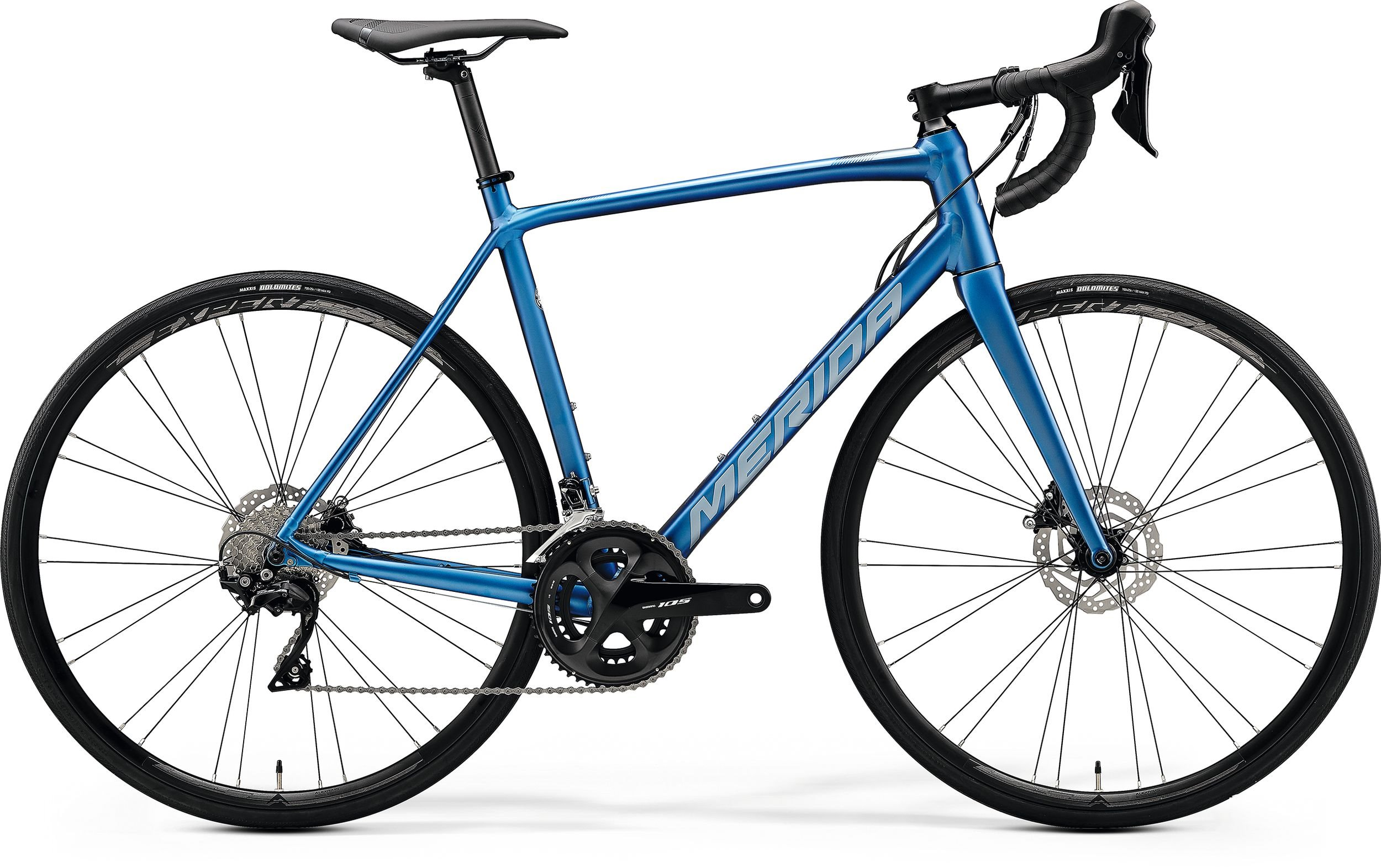Merida SCULTURA DISC 400 Light Blue(Silver-Blue) M-L