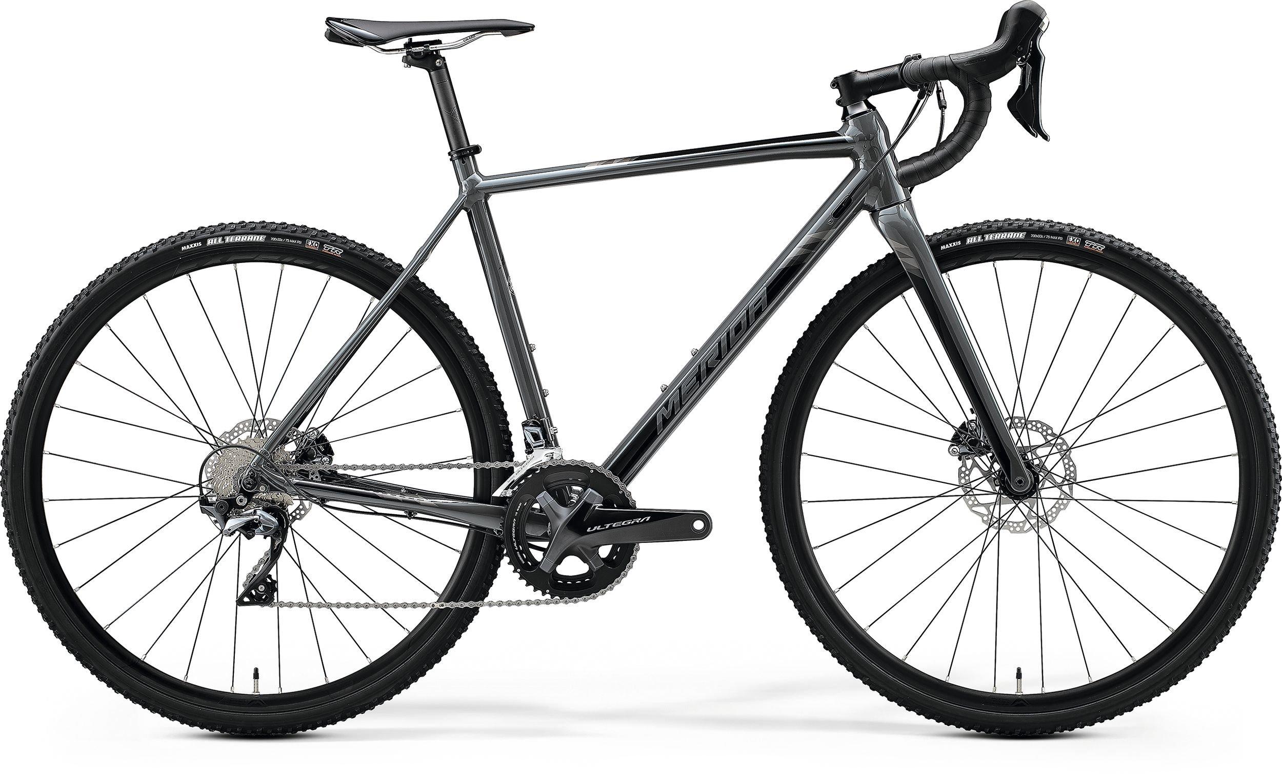Merida MISSION CX 700 šedé/černé (190-200 cm)