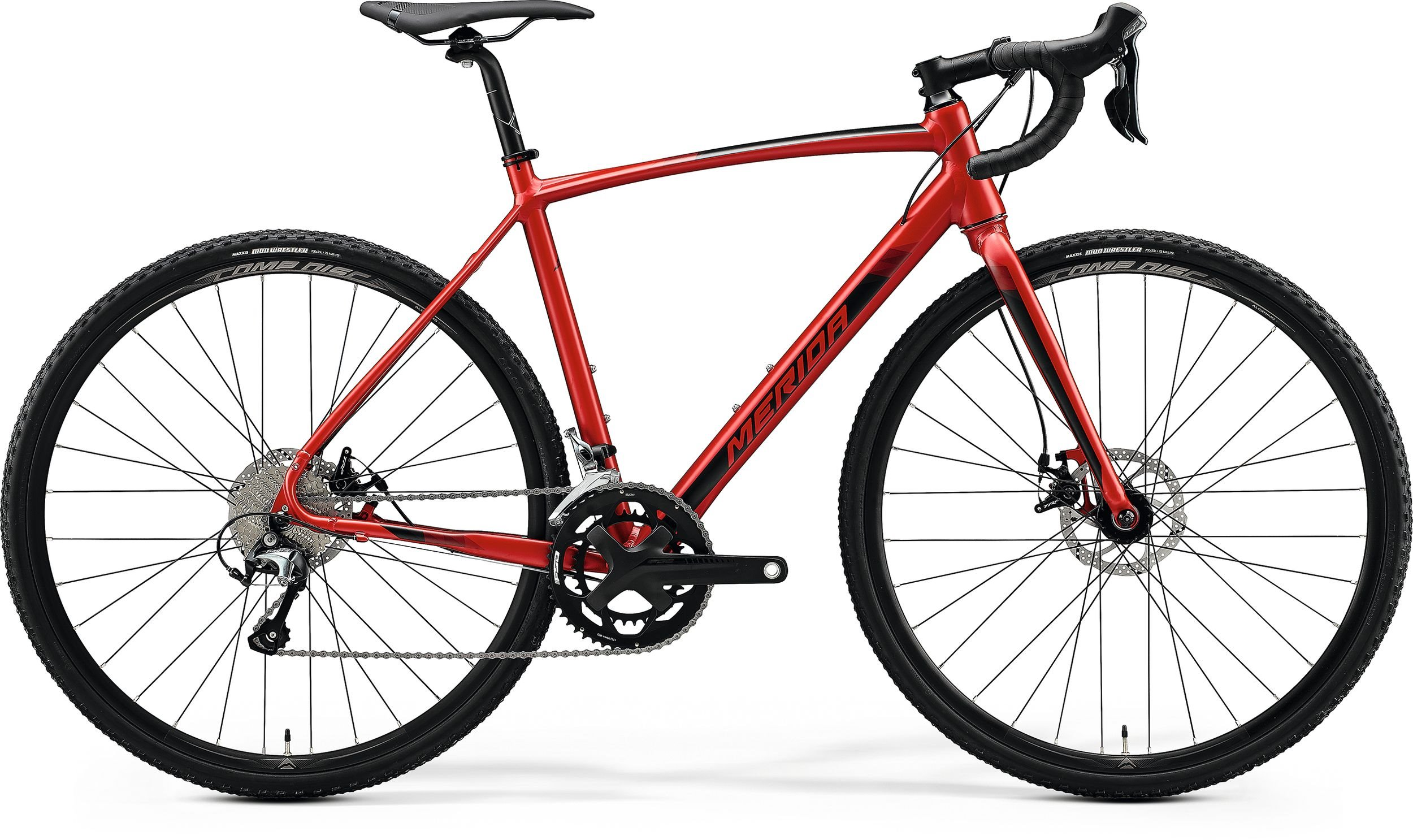 Merida MISSION CX 300 SE X'Mas Red (165-175 cm)