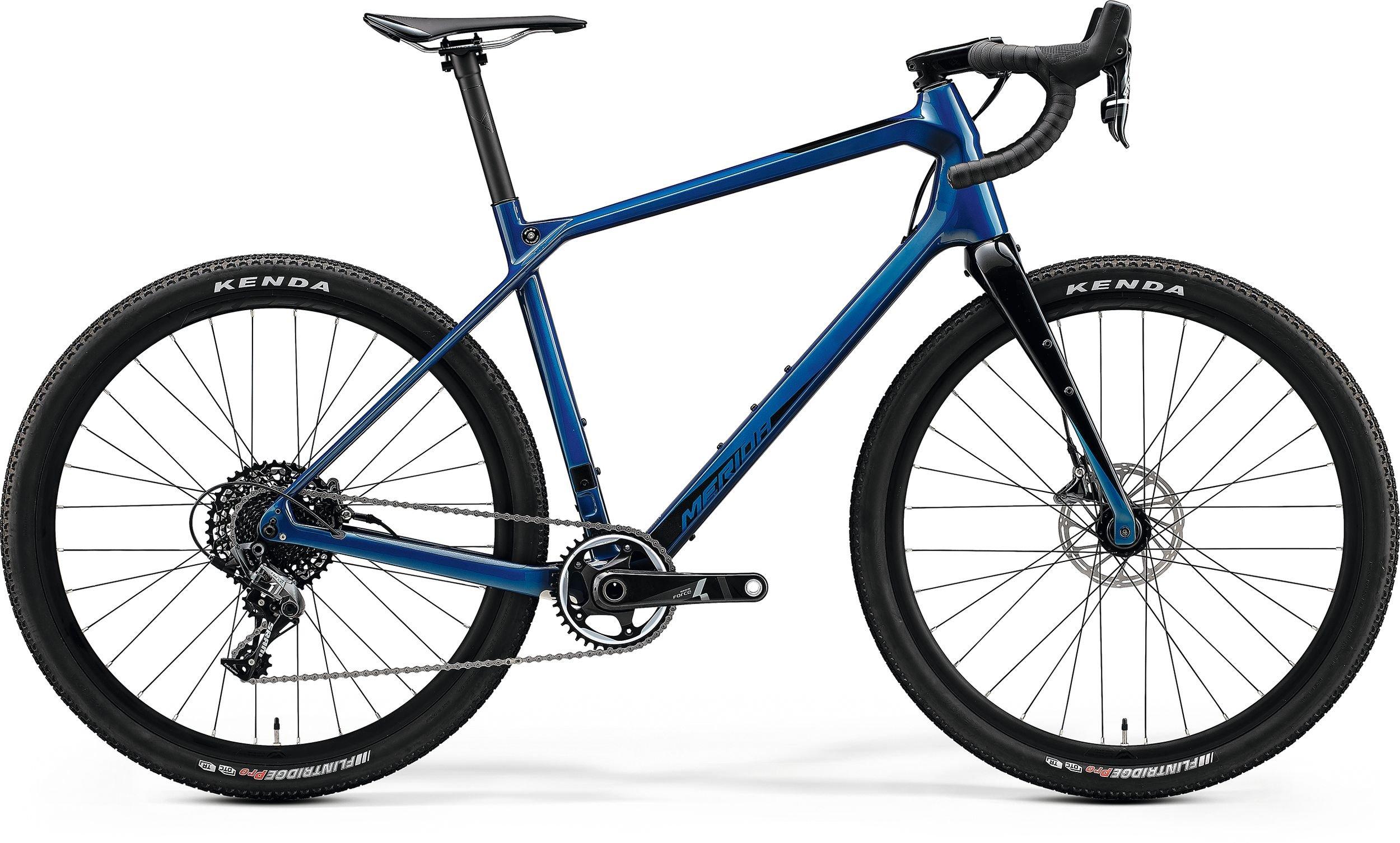 Merida SILEX+ 6000 modré/černé (160-170 cm)