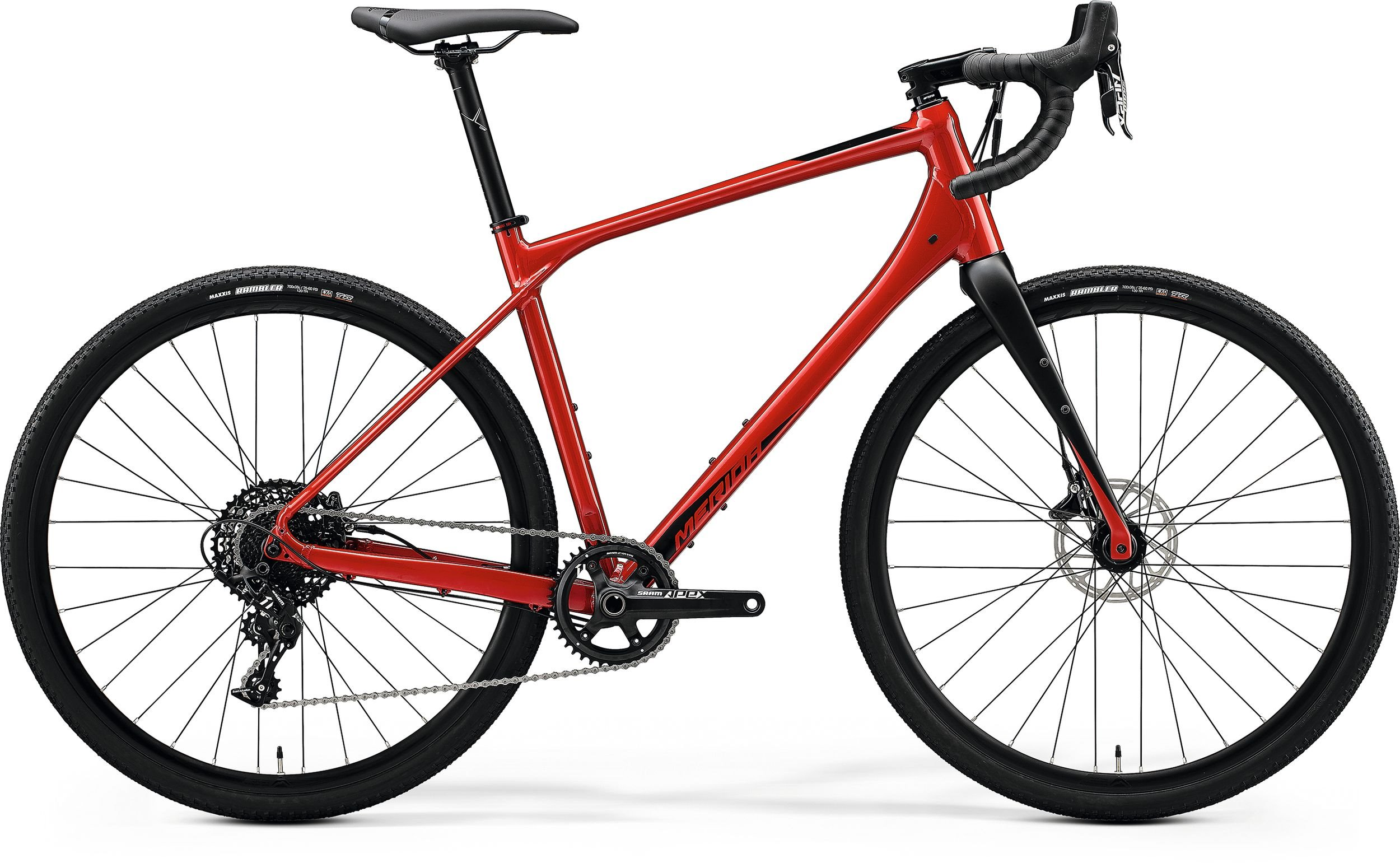 Merida SILEX 600 X'Mas Red (>190 cm)
