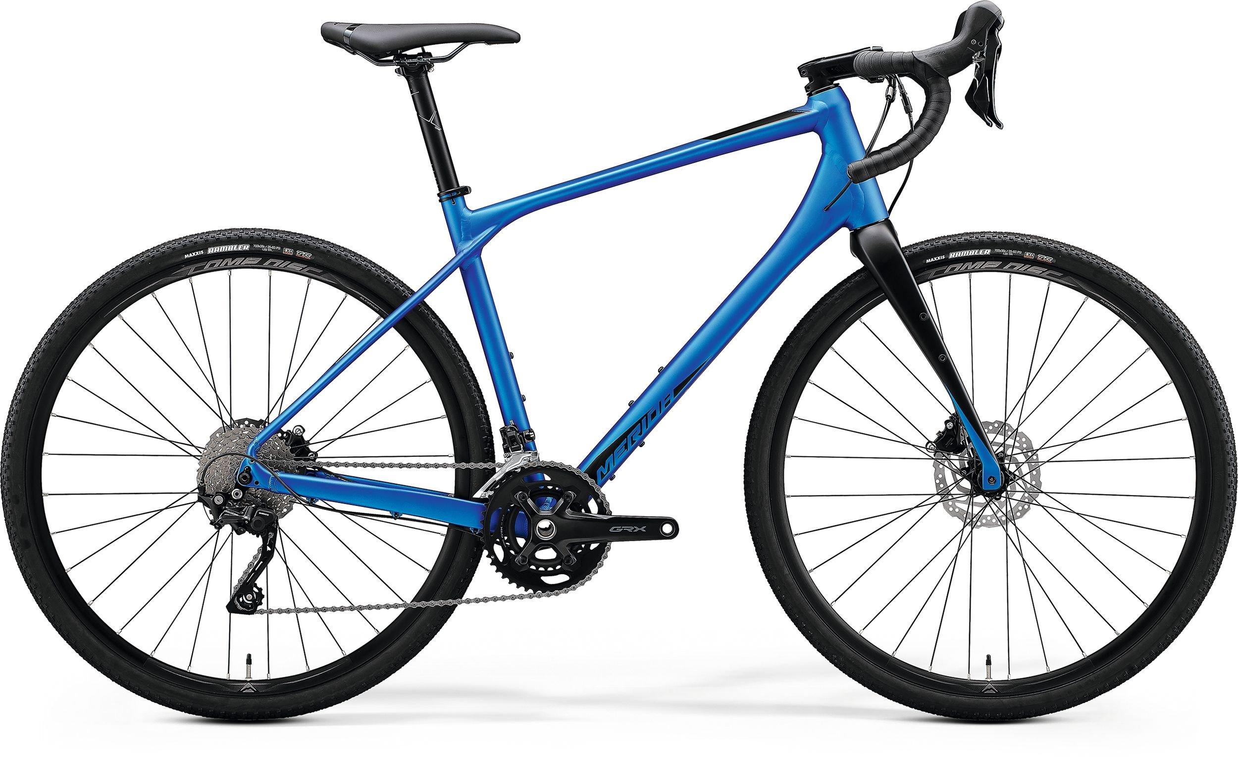 Merida SILEX 400 modrý (170-180 cm)