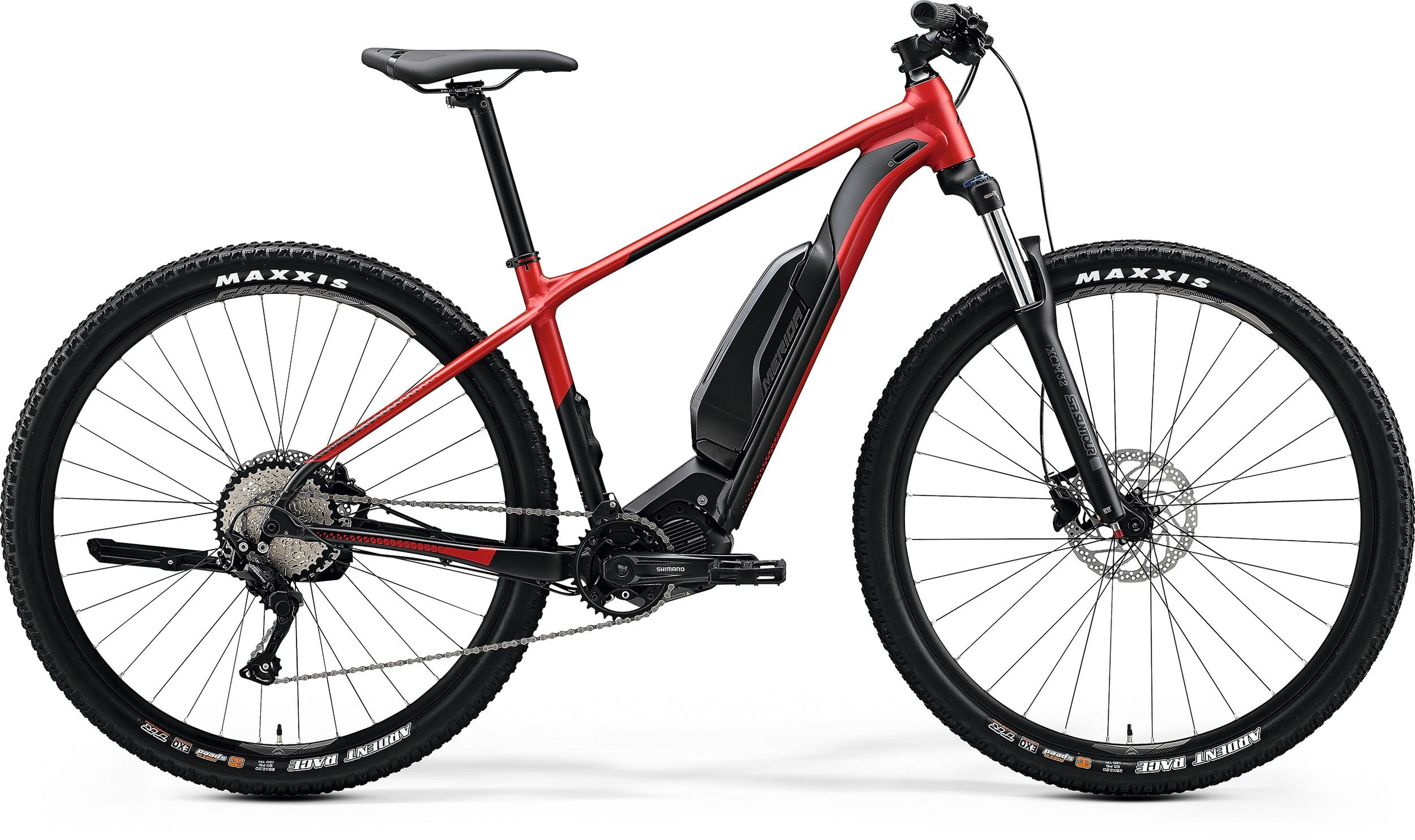 Merida eBIG.NINE 300 SE X'Mas Red/Black M(43)