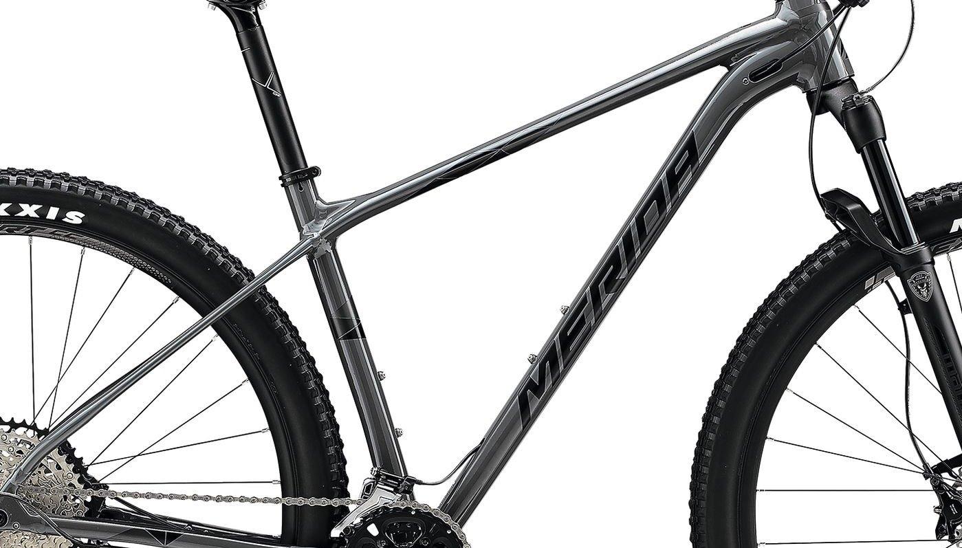 Rám BIG.NINE 700 Dark Grey(Matt Dark Silver) XL