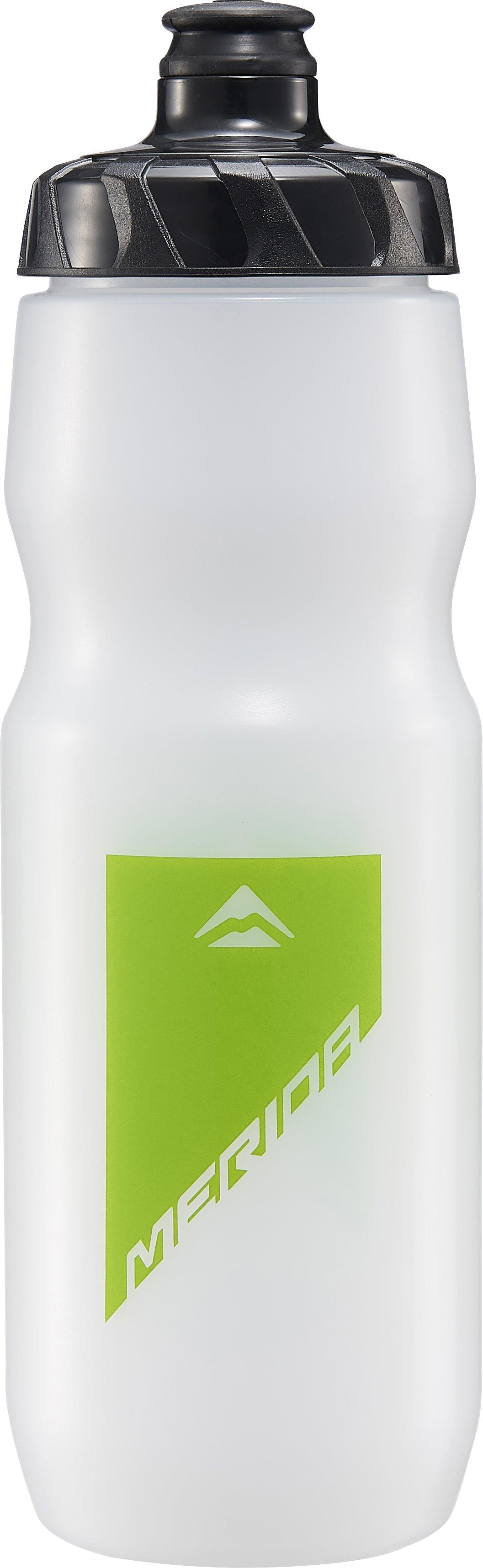 Lahev  047  transparentní-zelená  ( 750ml s odmont. krytkou )