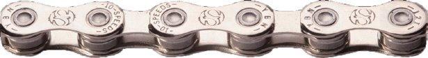 Řetěz  S12e S2 pro E-kola stříbrný  12x, 136 článků