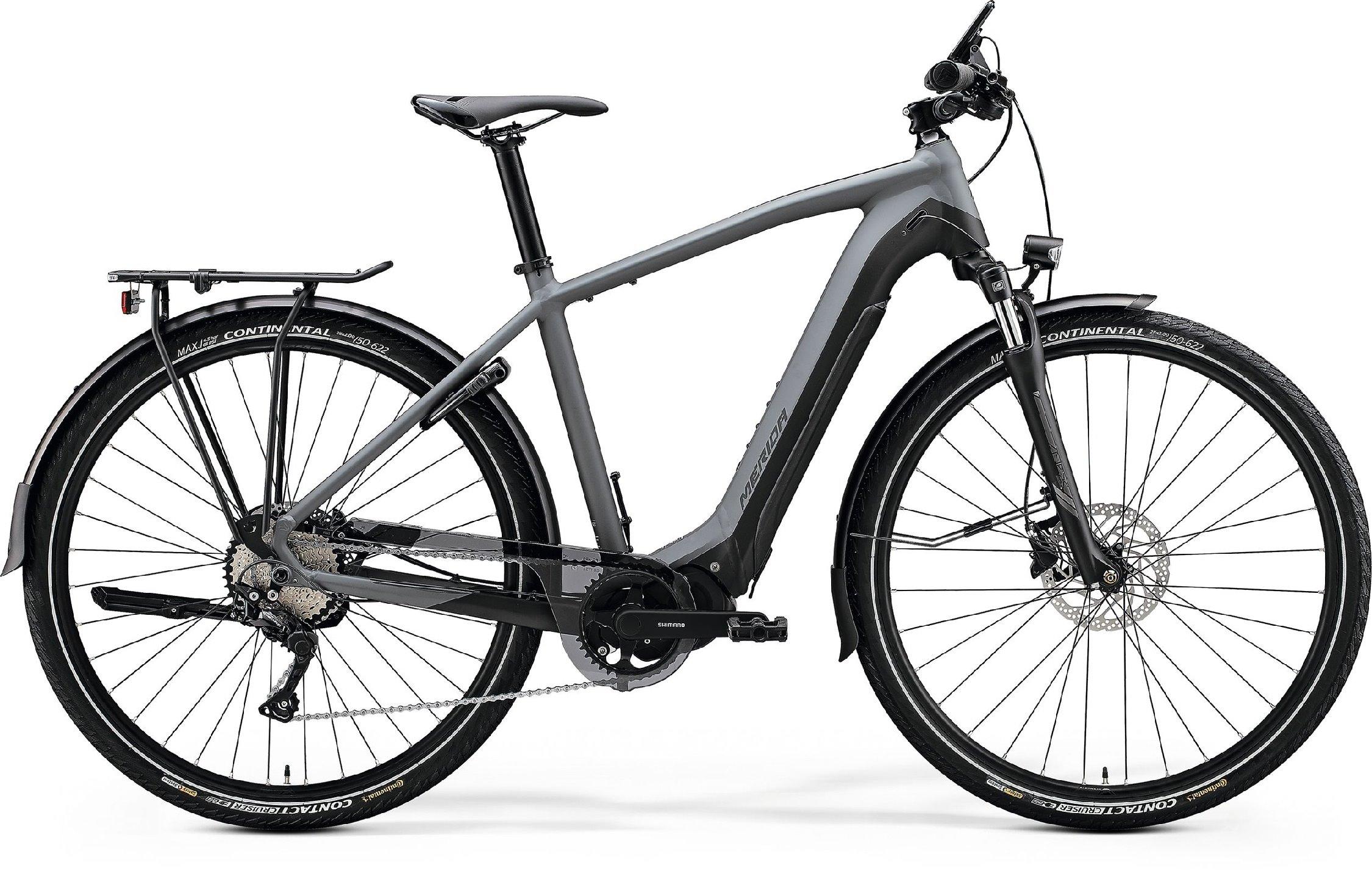 Merida eSPRESSO 400 EQ černé/šedé (170-180 cm)