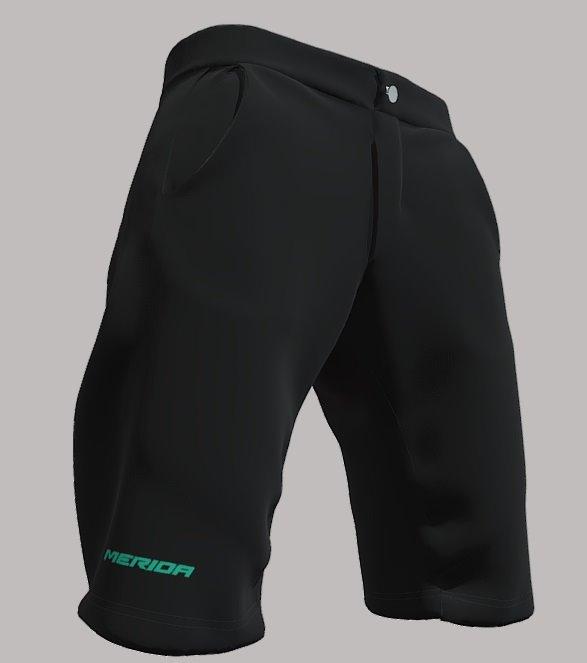 Kalhoty pánské GSG BAGGY SE černo-modré L