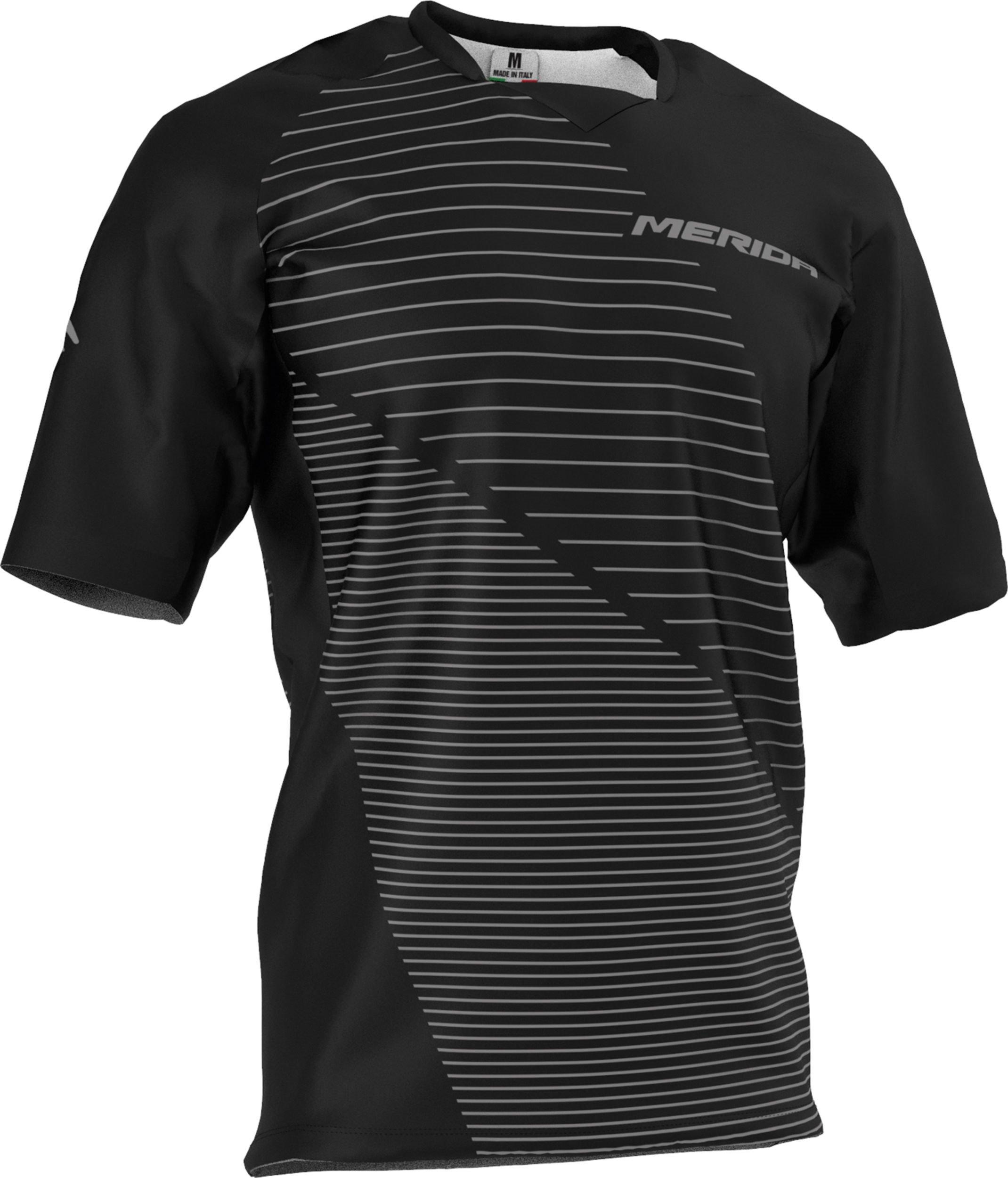 Dres pánský GSG FREERIDE SE černo-šedý XL