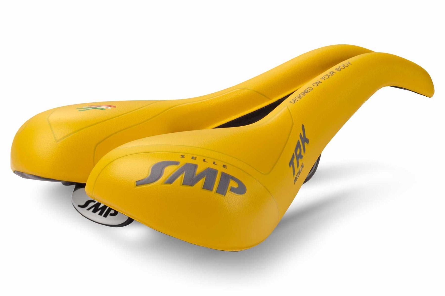 Sedlo SMP  TRK MEDIUM  Yellow