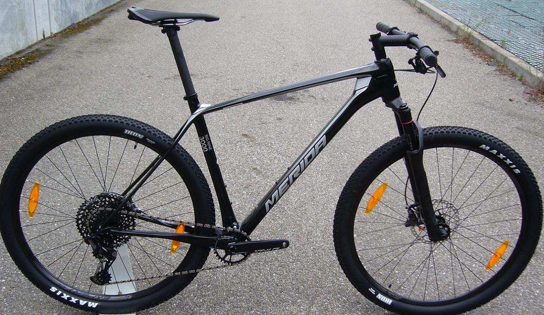 BIG.NINE 6000  Black(silver)   XL - BAZAR