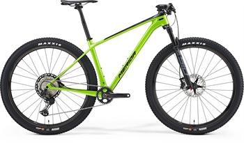 Merida BIG.NINE 7000 zelené/černé (177-190 cm)