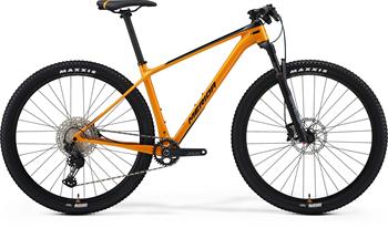Merida BIG.NINE 5000 oranžové/černé (157 -173 cm)