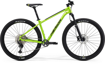 Merida BIG.NINE 400 zelené/černé (177-190 cm)
