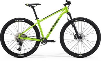 Merida BIG.NINE 400 zelené/černé (>192 cm)