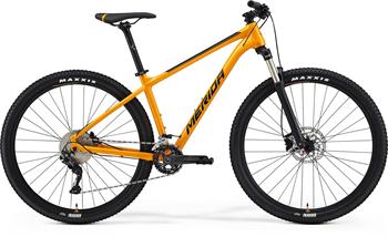 Merida BIG.NINE 300 oranžové/černé (>192 cm)